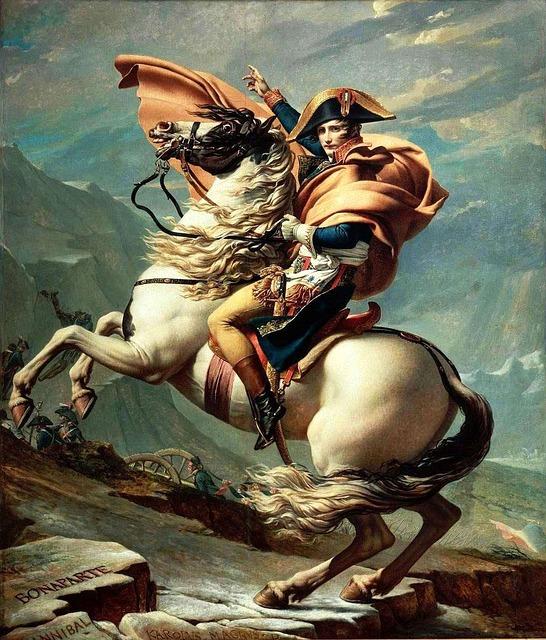 Gemälde von Napoleon