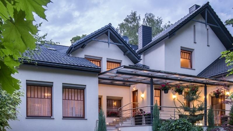 Bild eines Einfamilienhauses